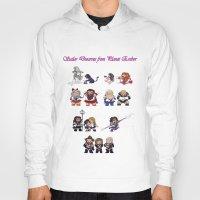 nori Hoodies featuring Sailor Dwarves of Erebor by Rshido