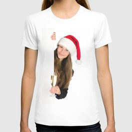 Colorful Christmas Gift Idea Cutest Photographs Prints T-shirt