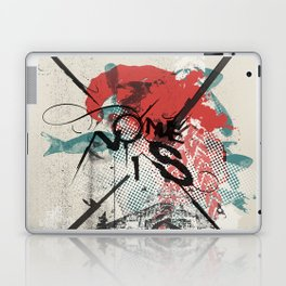 I Remember Nothing Laptop & iPad Skin