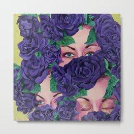Jacki Oh - Florae Series Metal Print