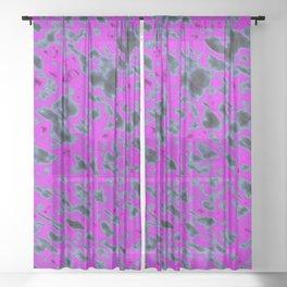 Lavender Love Sheer Curtain