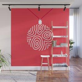 Season's Greetings I Wall Mural