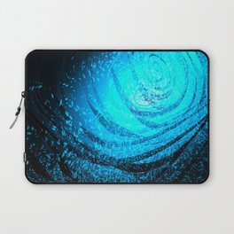 Twisted Texture Spiral Laptop Sleeve
