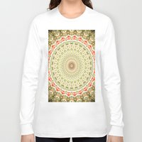 carnival Long Sleeve T-shirts featuring Carnival by Jane Lacey Smith