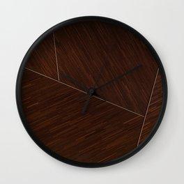 The Bamboo Architect II Wall Clock