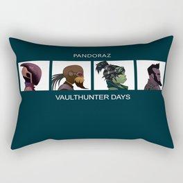 Vaulthunter Days Rectangular Pillow