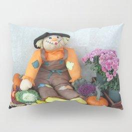 Autumn Scarecrow Pillow Sham
