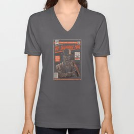 The Invisible Man Unisex V-Neck