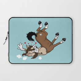 Clumsy Centaur Laptop Sleeve