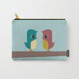 Tweet Heart Carry-All Pouch