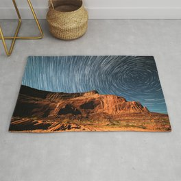 Stars on the Cliffside Rug