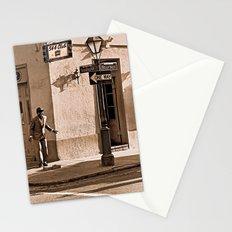New Orleans Street Dancer Stationery Cards