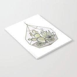 Succulent Terrarium Notebook