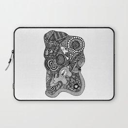 Samsara - The cycle of Birth and Rebirth Laptop Sleeve