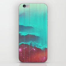 Suboneiric space iPhone & iPod Skin