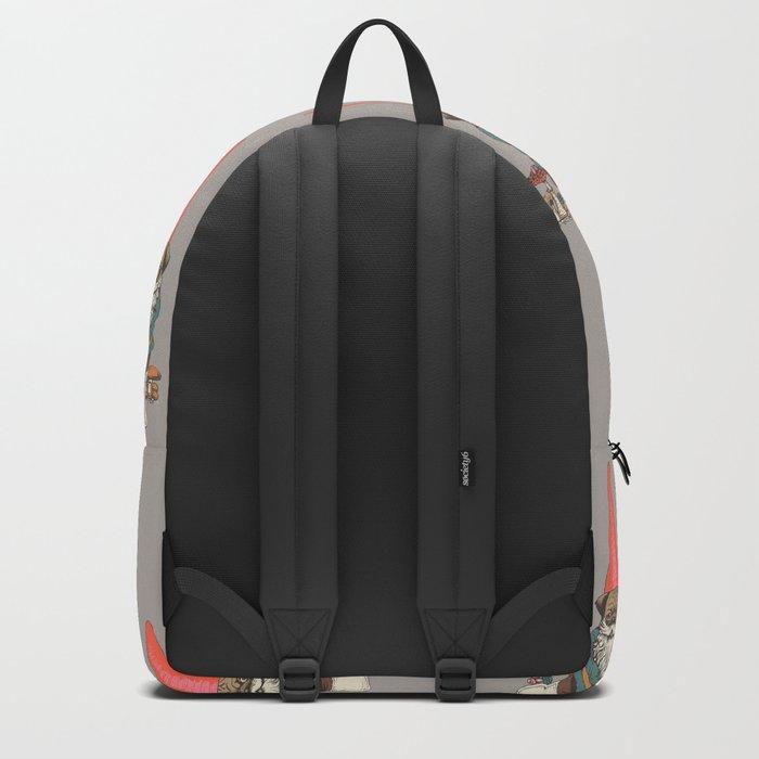 Pugnomie Backpack