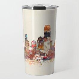 jersey city new jersey Travel Mug