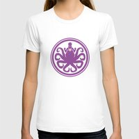 ursula T-shirts featuring Hail Ursula by Randy van der Vlag