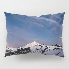 Mount Baker - Nature Photography Pillow Sham