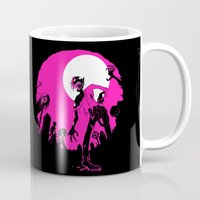 zombies Mugs featuring Zombies! by JoJo Seames
