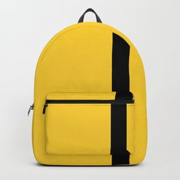 Bruce Bee Bumble Lee Stripes Backpack