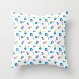 Jem | by Kukka Throw Pillow