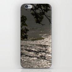 In A Misty Rain iPhone & iPod Skin
