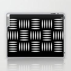 Industrial floor pattern Laptop & iPad Skin
