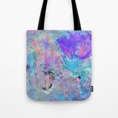 Painterly Escape Tote Bag