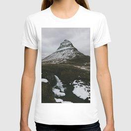 Kirkjufellsfoss, Iceland T-shirt