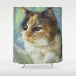 Chica Shower Curtain