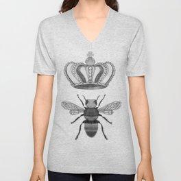 Queen Bee Harmony Unisex V-Neck