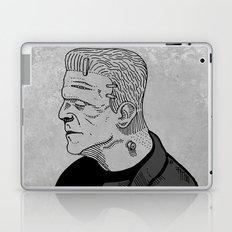 Karloff's Monster Laptop & iPad Skin