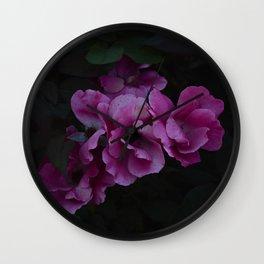 Fleur II Wall Clock