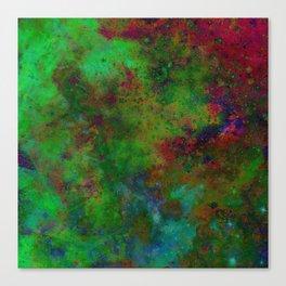 HANDPAINTED UNIVERSE Canvas Print