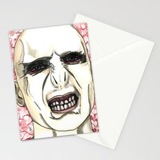 Lord Voldemort Stationery Cards