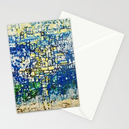 Middle Of The Ocean Stationery Cards