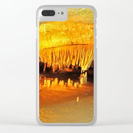 Luray Caverns Clear iPhone Case