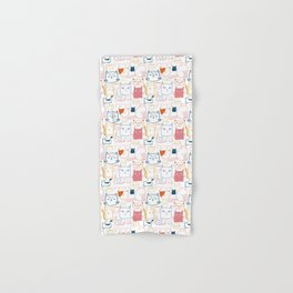 CATS Hand & Bath Towel