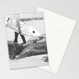 catch a wave IV Stationery Cards
