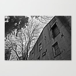 Gloom Canvas Print