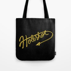 Holeshot Tote Bag