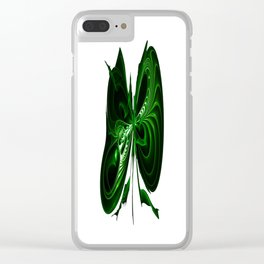 The Butterfly Effect Clear iPhone Case