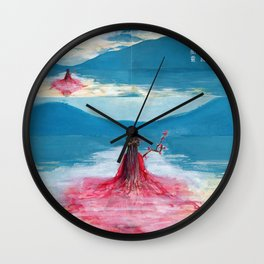 《A Thousand Years 》(千古千尋 ) - Ethereal Eternal Epic(空靈 清遠 悠長) Wall Clock