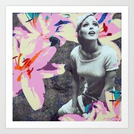 Sharon Art Print