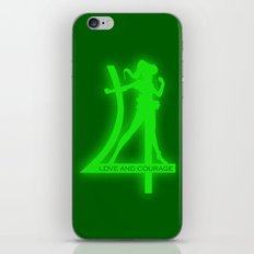 Sailor Jupiter iPhone & iPod Skin