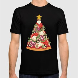 PIZZA ON EARTH T-shirt