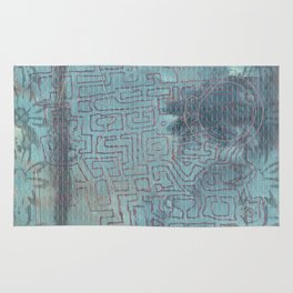 Aether Maze Rug