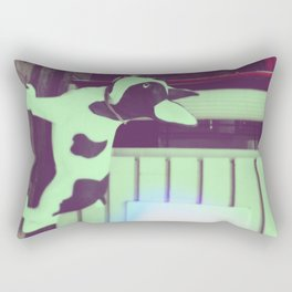 Puppy Rectangular Pillow