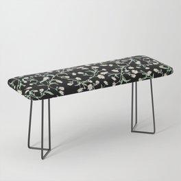 Oxeye (Black) Bench
